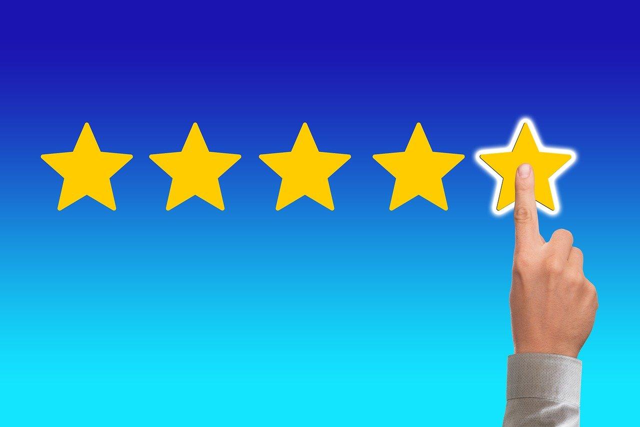 Cara menembahkan rating bintang di blogspot