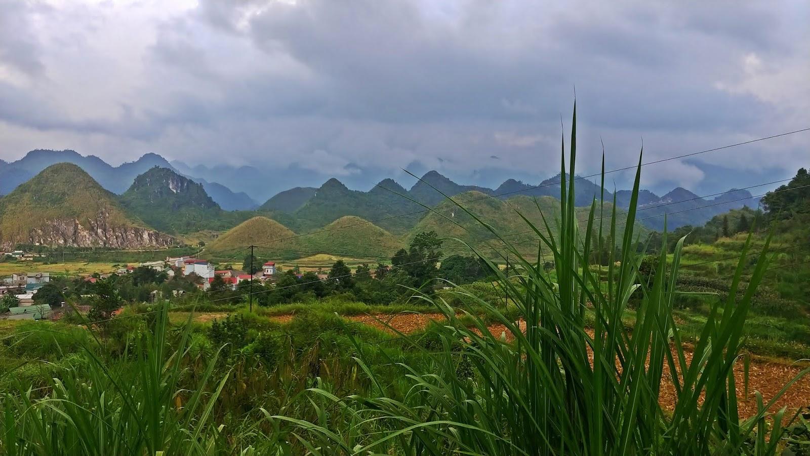 Ha Giang pęta motocyklowa Wietnam