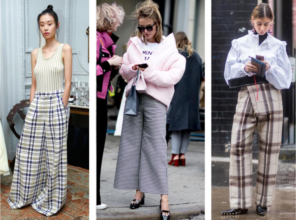 Karierte Hosen: Diese Trend-Hose brauchst du jetzt