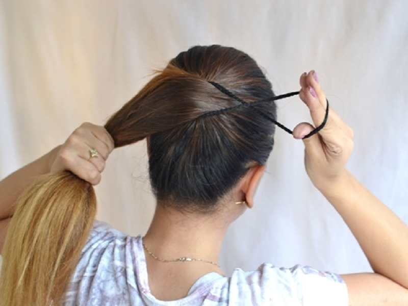 Kenalilah Dampak Buruk Terlalu Sering Menguncir Rambut yang Sering  Diabaikan. 909e4bb692