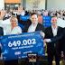 Poupatempo e Prodesp doam quase 650 mil agasalhos ao Fundo Social de São Paulo