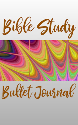 Where You Should Write Your Bullet Notes While Doing Bible Study | 10 Bible Study Bullet Journals
