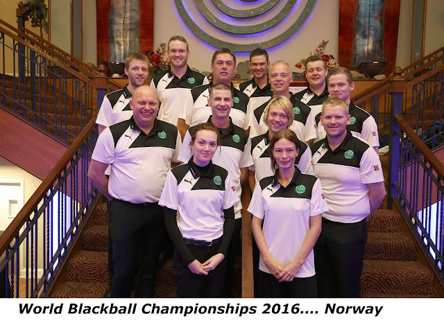 World Blackball Championships 2016 Norway