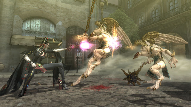 Bayonetta PC Free Download Gameplay 1