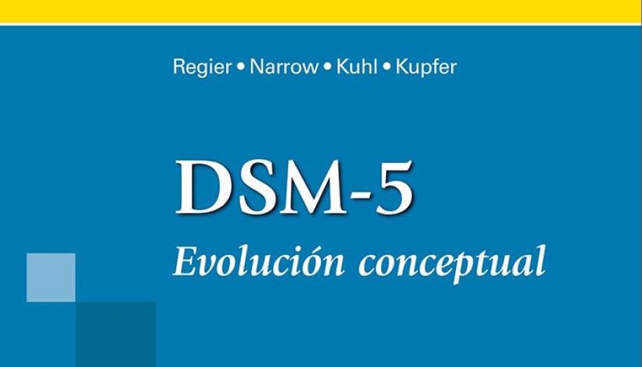 DSM-5  Evolución conceptual. PDF