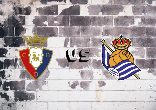 Osasuna vs Real Sociedad