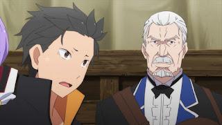 Re:Zero kara Hajimeru Isekai Seikatsu: Shin Henshuu-ban Episodio 12