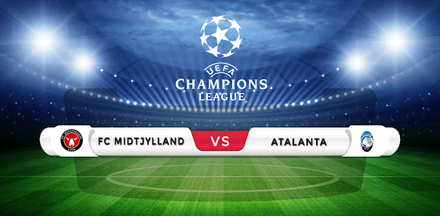Midtjylland vs Atalanta – Highlights