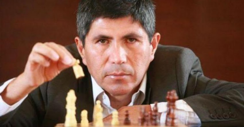 Julio Granda se proclama campeón mundial sénior de Ajedrez en Italia