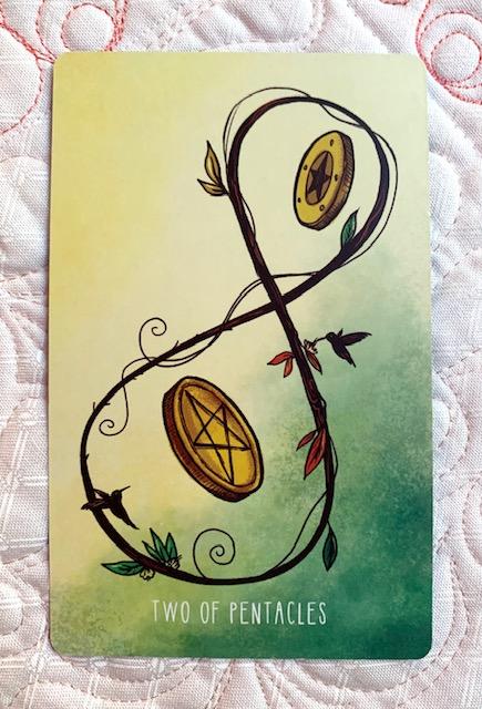 Mother-Tarot-2-of-Pentacles-The-Spacious-Tarot