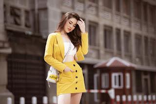 Lý Kim Thảo biến hóa street style