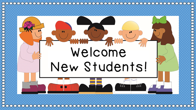 Exploring School Counseling: Welcoming New Students