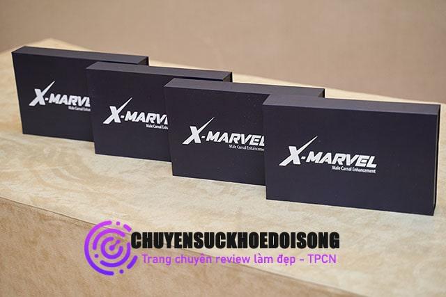 X Marvel