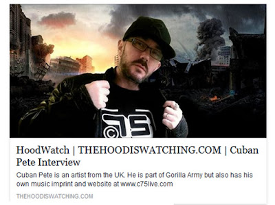 http://www.thehoodiswatching.com/cuban_pete_interview