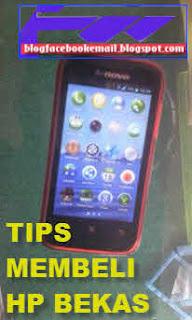 Sobat tentu sudah mengetahui dengan baik Hanphone yang satu ini 6 Tips Penting Saat Membeli Hp Android Bekas/Second