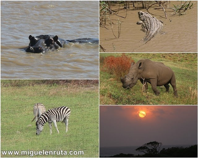 Issimangaliso-Sudáfrica
