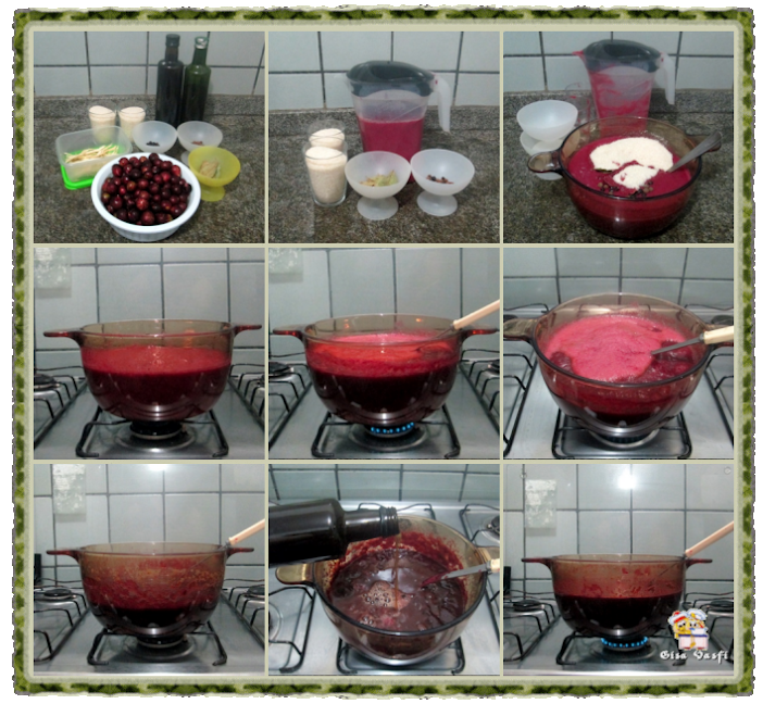 Aceto balsâmico e vinagre de jabuticaba 12