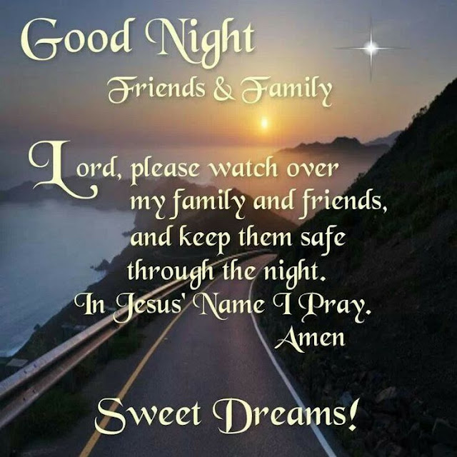 Sweet Good Night Friendship Quotes and Images