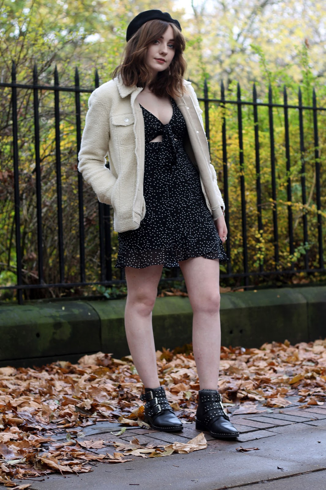 how to dress for Christmas parties with Liverpool fashion blogger