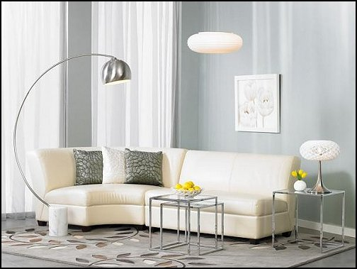 Modern Contemporary Decorating Ideas Mod Retro Style Furnishings