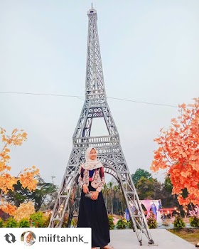 Jelajah Nusantara : Wisata kece sakura garden sumbersari bantul kota metro