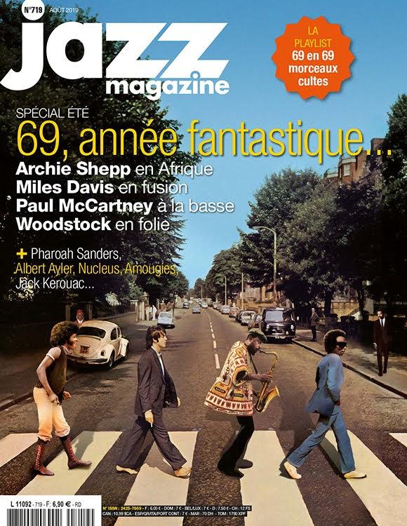 Jazz Magazine : les influentes lignes de basse de Paul McCartney