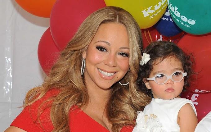 Mariah Carey lányából modell lett: a göndör fürtös Monroe tiszta anyja