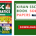 Download Kiran SSC CGL BOOK  Solved Papers PDF