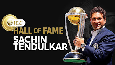 Sachin Tendulkar, Allan Donald Inducted Into ICC Hall Of Fame