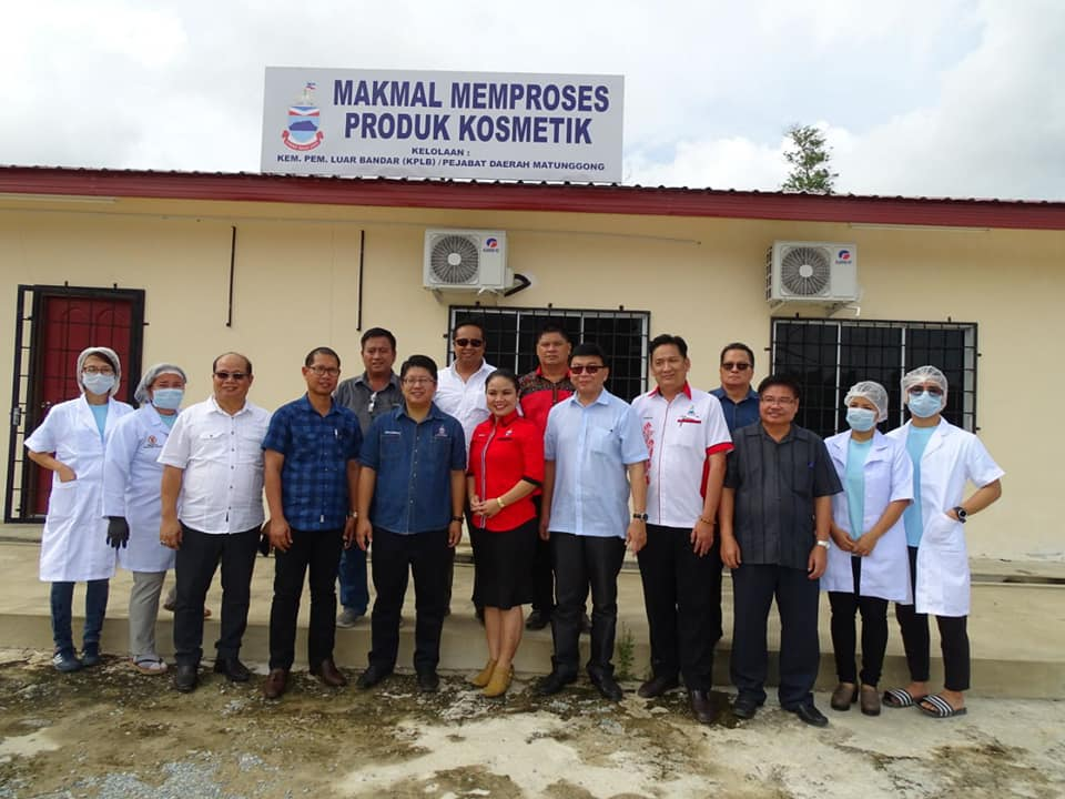 Kilang Kosmetik Bina Jenama Sendiri Di Sabah