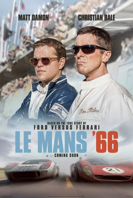 le mans '66 poster