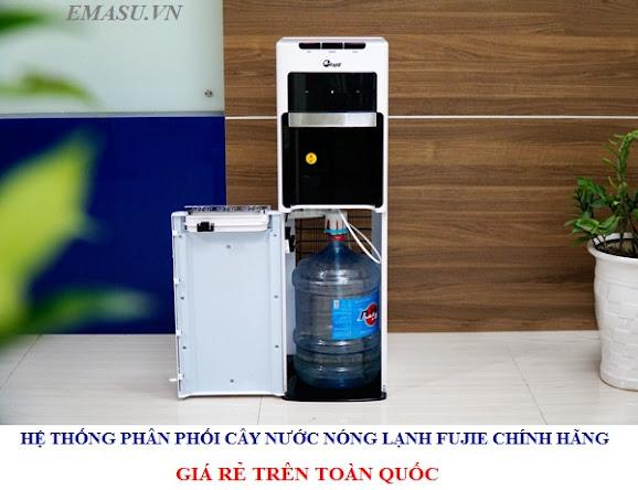 Cây nước nóng lạnh bình âm cao cấp FujiE WD8500C tiện dụng cho sử dụng văn phòng và gia đình