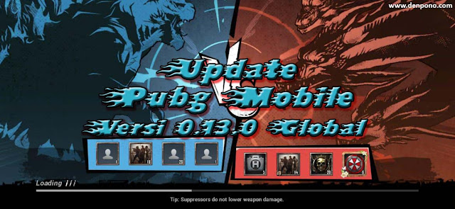 [UPDATE] Inilah Bocoran Update PUBG Mobile Versi 0.13.0 Global