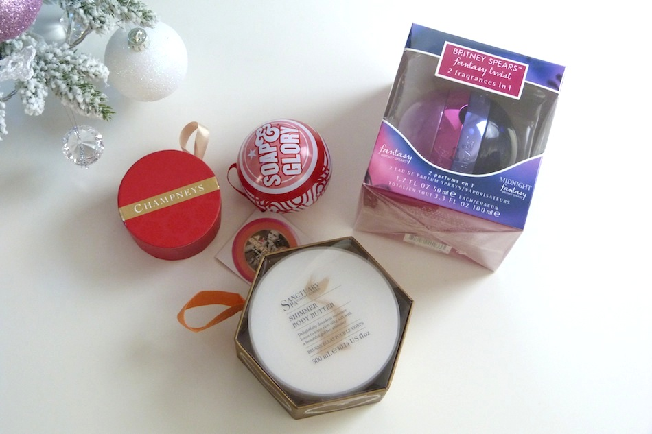 an image of beauty stocking fillers 2014