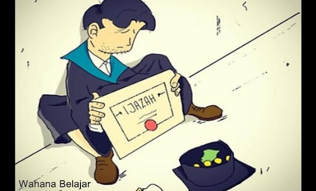 Inilah 7 Penyebab Sarjana Pengangguran