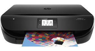 Accomplish to a greater extent than amongst an economical Instant Printer ink prepared  HP Envy 4527 Drivers Download