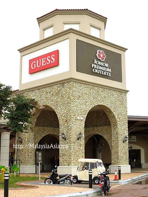 Tower of Johor Premium Outlets