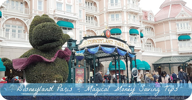money saving at disneyland paris
