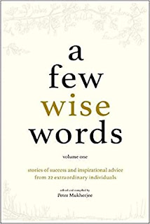 Review: A Few Wise Words, edited by Peter Mukherjee