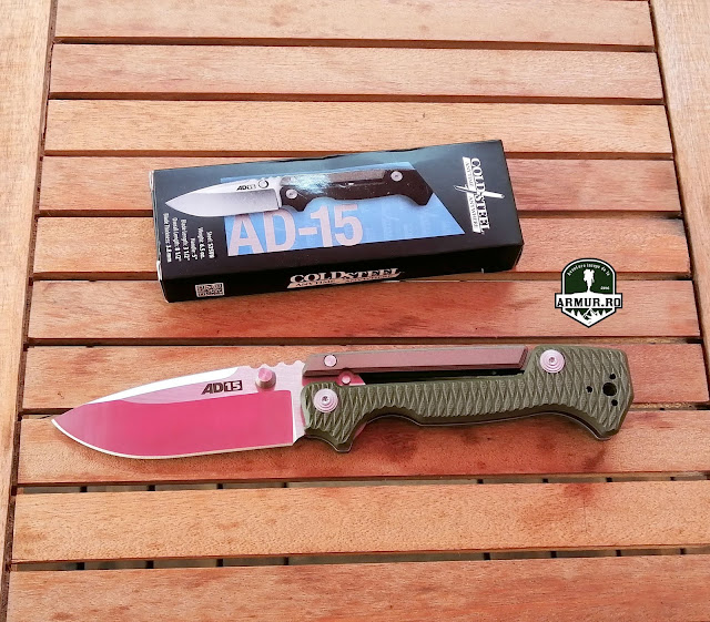 Briceag Cutit Cold Steel AD 15 replica Knife