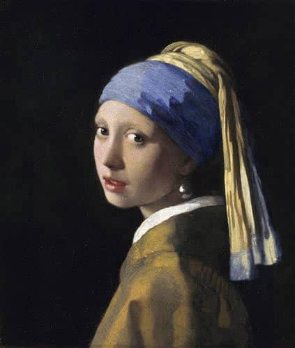 Famous Paintings With Meaning, Most Famous Woman Girl Painting