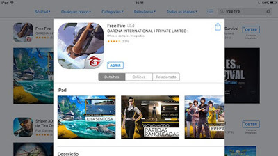 Garena Free Fire for iOS