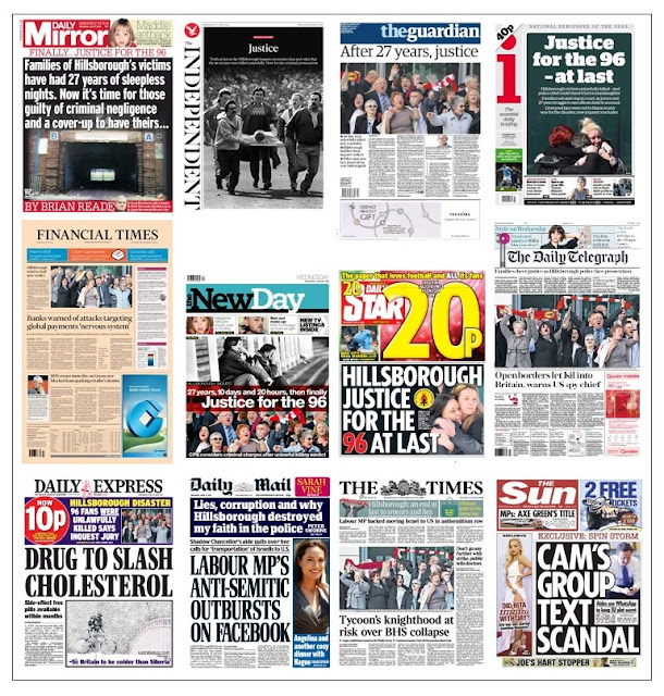 front pages 27-04-16