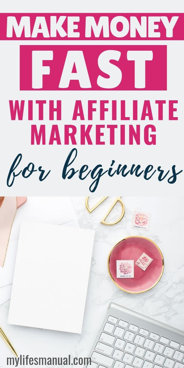 How to make money with affiliate links for beginners