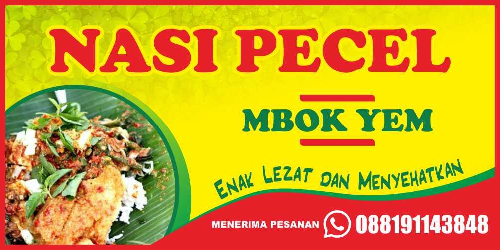 Banner Nasi Pecel