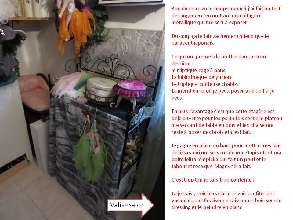 Comment rangez-vous les vêtements de vos poupées ? Diapositive1