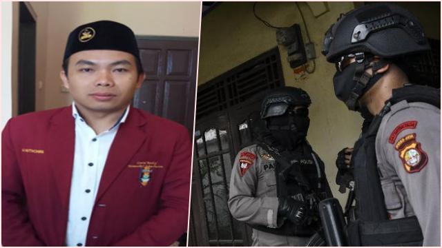 Pemuda Muhammadiyah Kritik Densus 88 Geledah Ponpes di Sleman