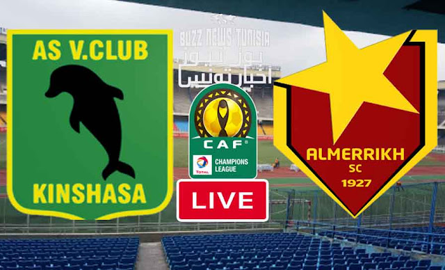 Watch Match TP Mazembe vs Al Hilal Sudan Fc Live Stream In Champions League Afrique