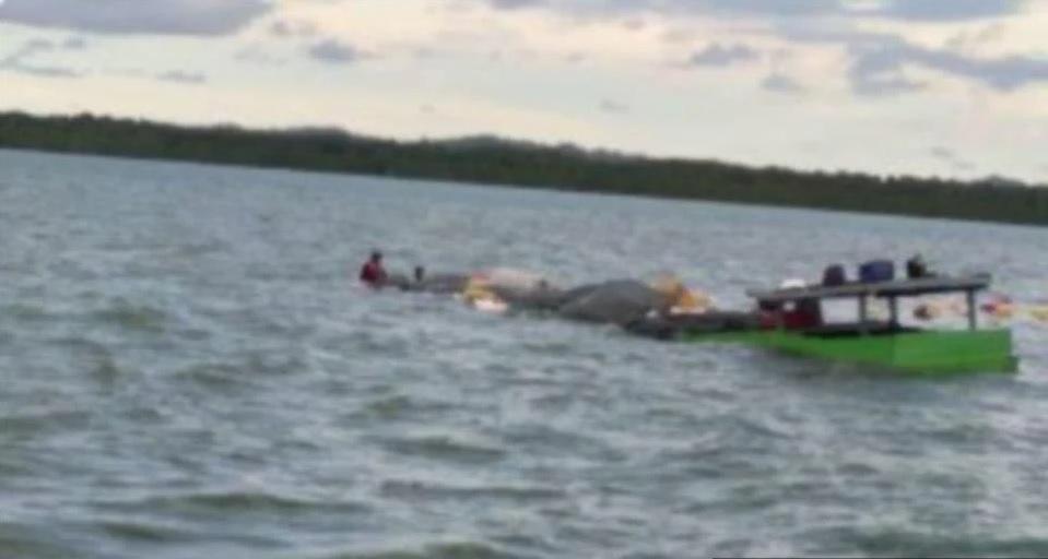 Tawau | Mangsa Bot Karam Berjaya Diselamatkan Maritim Malaysia