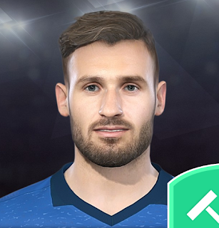 PES 2018 Faces Daniel Caligiuri by Volun